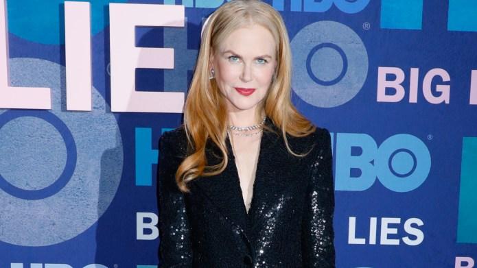 Nicole Kidman at 'Big Little Lies'