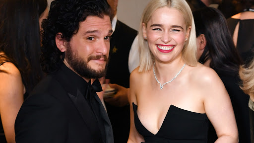Kit Harington & Emilia Clarke's Reactions to the GoT Finale Will Break Your Heart All Over Again
