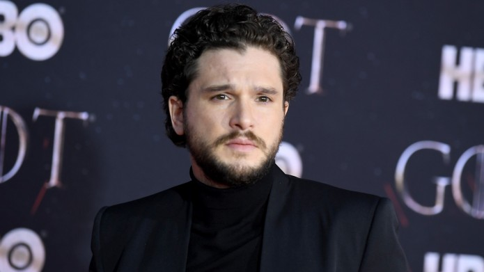 Kit Harington Reacts to 'Game of