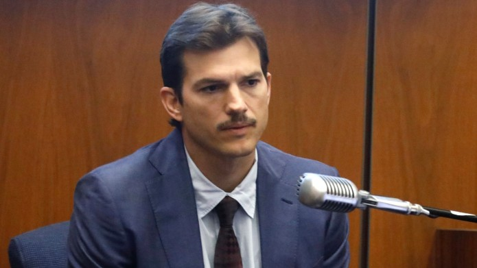 Ashton Kutcher appears in court to