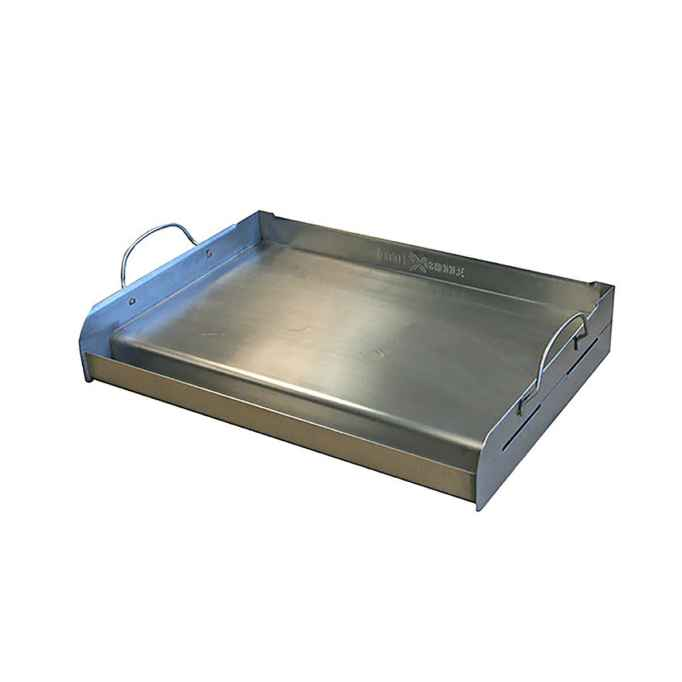 Little Griddle Charcoal or Gas Grill Griddle Attachment