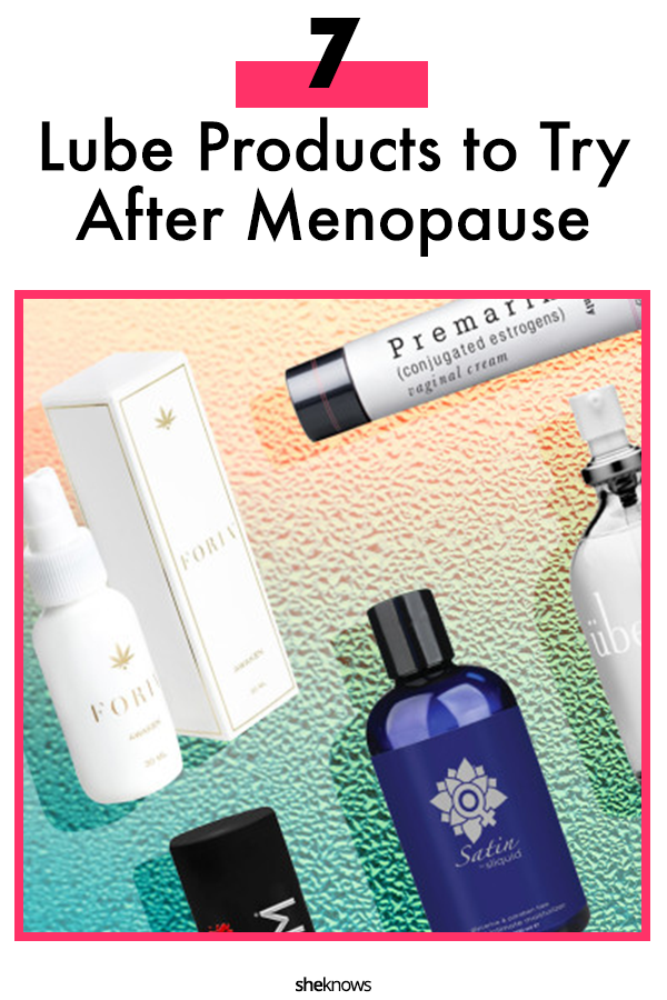 Best Lubricant For Menopause Dryness 2020.The 7 Best Lubes For Sex After Menopause Sheknows
