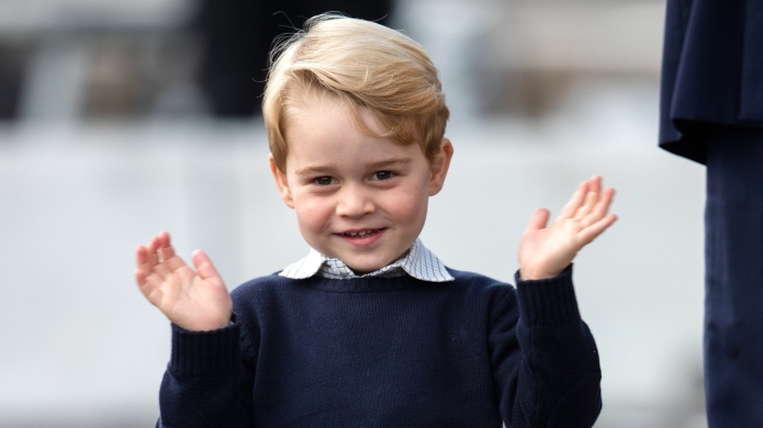 Did Prince George Reveal Archie's Name?
