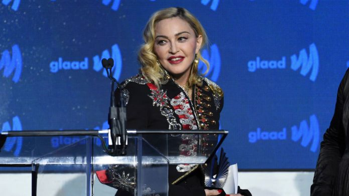 GLAAD Awards Madonna 2019