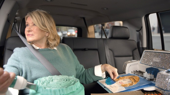 Your Uber Ride Just Got a Whole Lot Fancier, Thanks to Martha Stewart