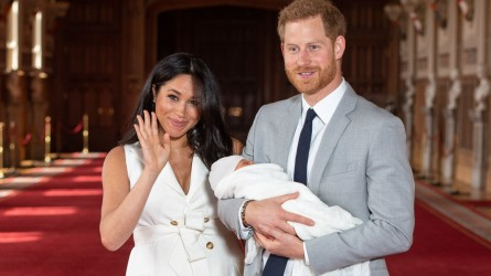 Prince Harry and Meghan Duchess of