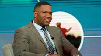 Michael Strahan'Good Morning America' TV show,