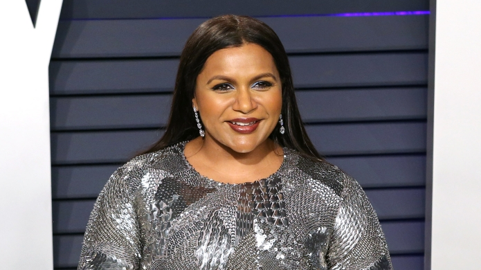 Mindy Kaling's Cool-Mom Dreams Have Officially Come True