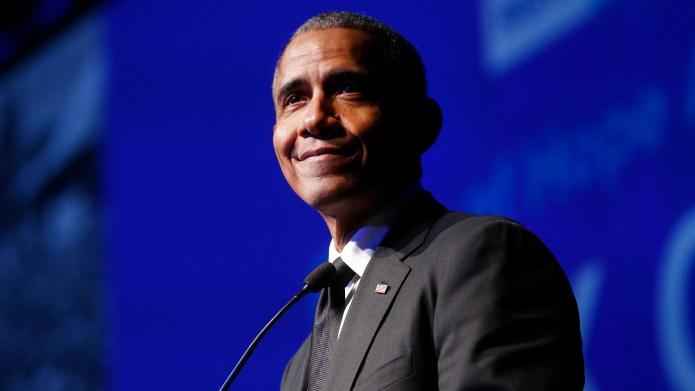 Barack obama nonprofit youth surprise