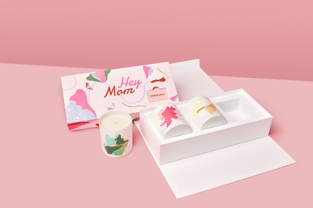 Otherland Candles Mother's Day set