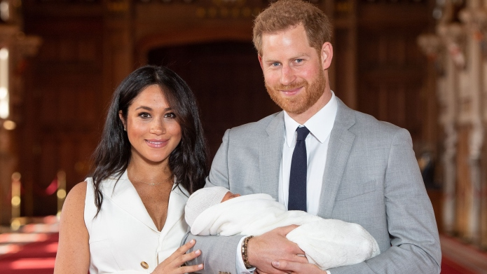 Meghan Markle, Prince Harry and Baby