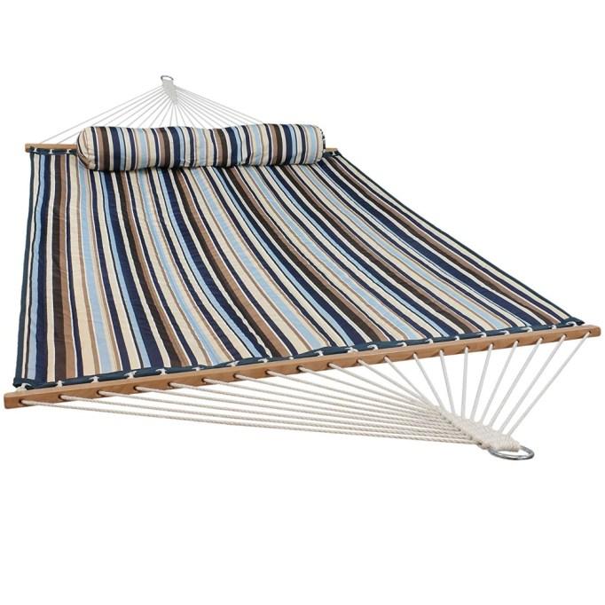 Best hammock for people who don't like hammocks.