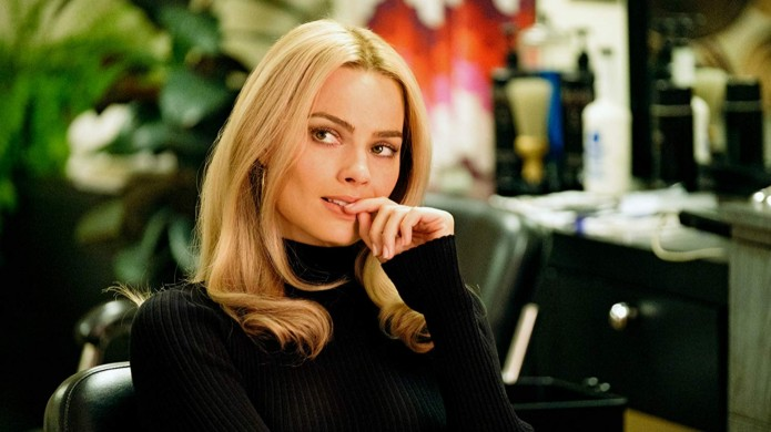 Margot Robbie as Sharon Tate in