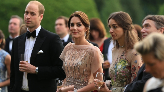 Prince William's Alleged Mistress is Viciously Trolled In Her Instagram Comments