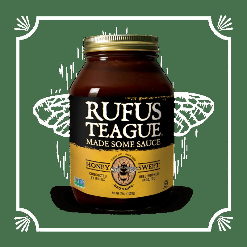 Rufus Teague Honey Sweet Barbecue Sauce