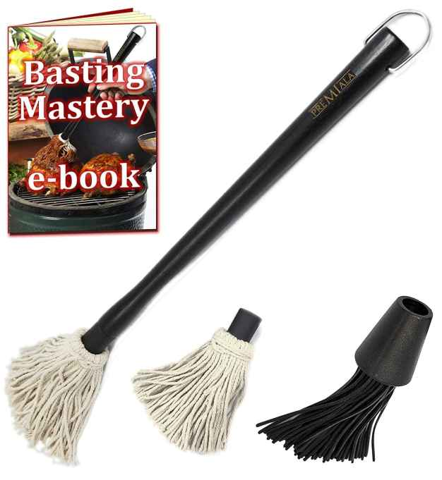Sauce Mop With Free E-book