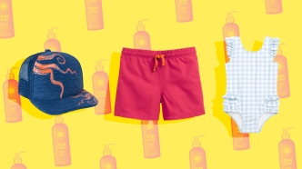 Sun-Safe Swimwear for Kids