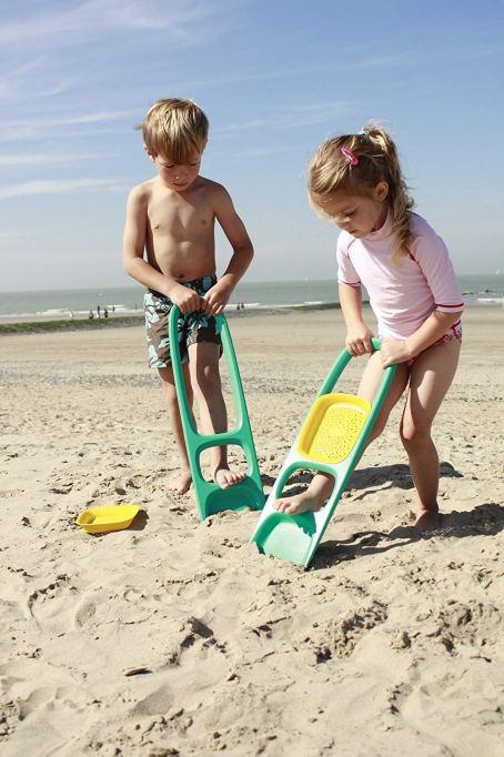 Scoppi sand shovel.