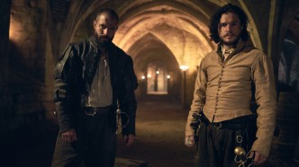 Still of Kit Harington in Gunpowder