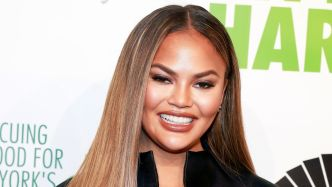 "Chrissy Teigen Was ""Embarrassed"" By Postpartum"