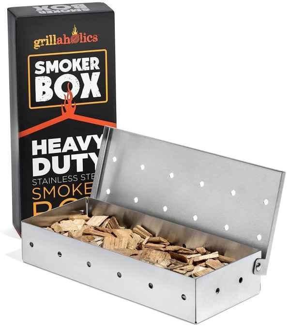 Grillaholics Smoke Box
