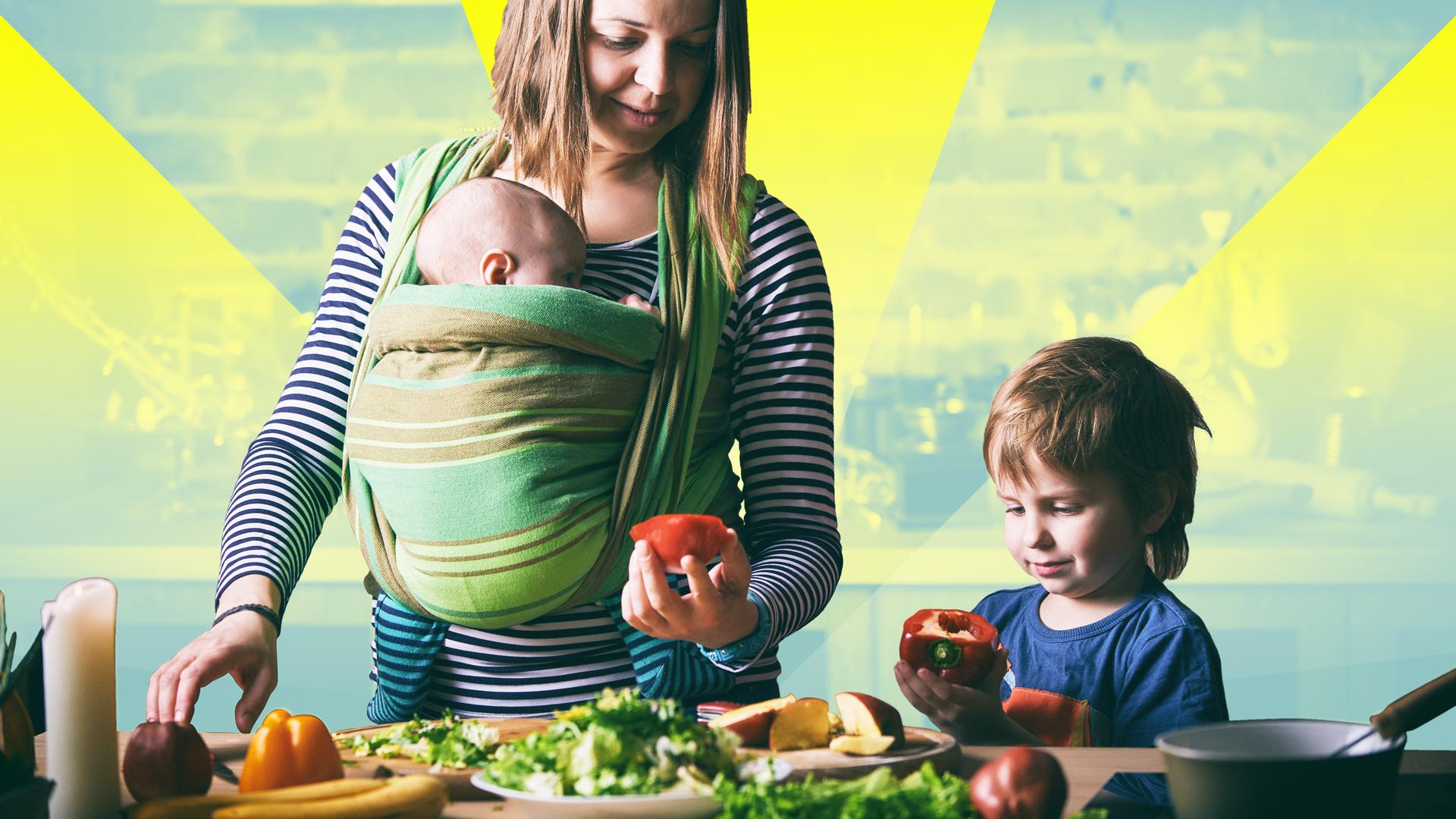 Surprising Way I Got My Kid to Eat Vegetables