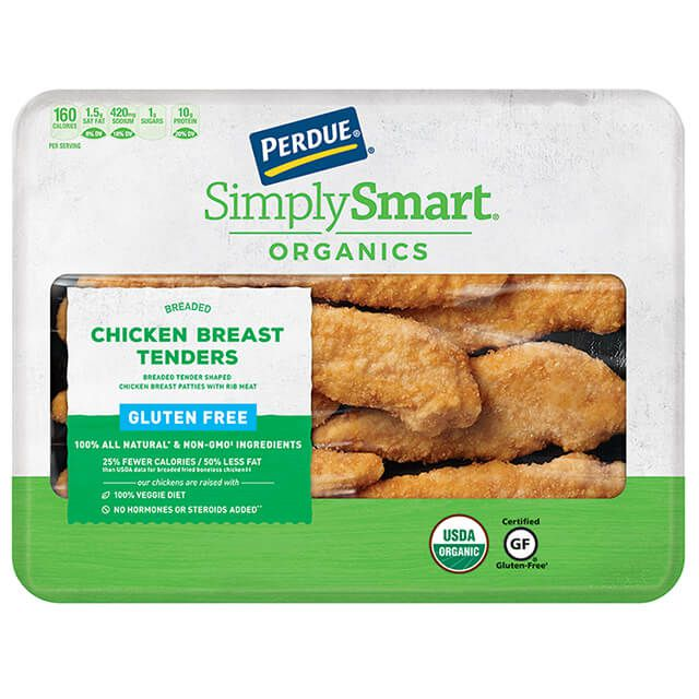 Perdue Organic Chicken Tenders