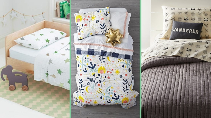This Beautiful Kids Bedding Will Lull Your Little Monsters to Sleep