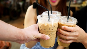 Iced Coffee Cheers