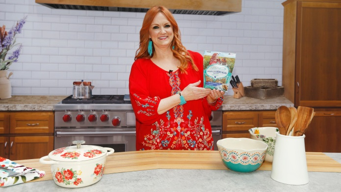 ree drummond purina dog treats line