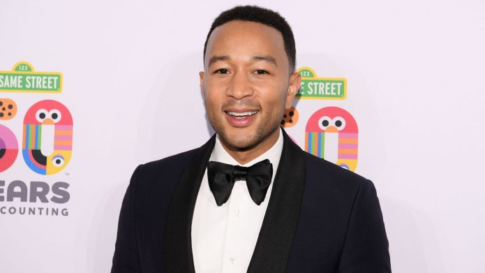 john legend at sesame workshop benefit