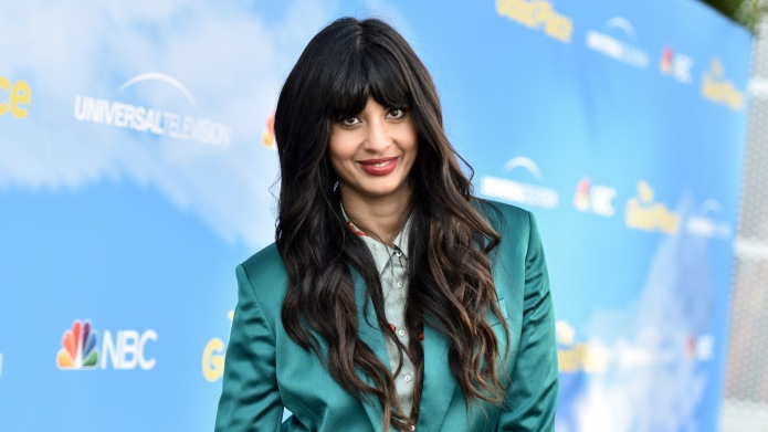 Jameela Jamil 'The Good Place' premiere