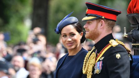 Meghan Duchess of Sussex, Prince Harry