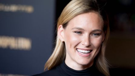 Bar Refaeli red carpet