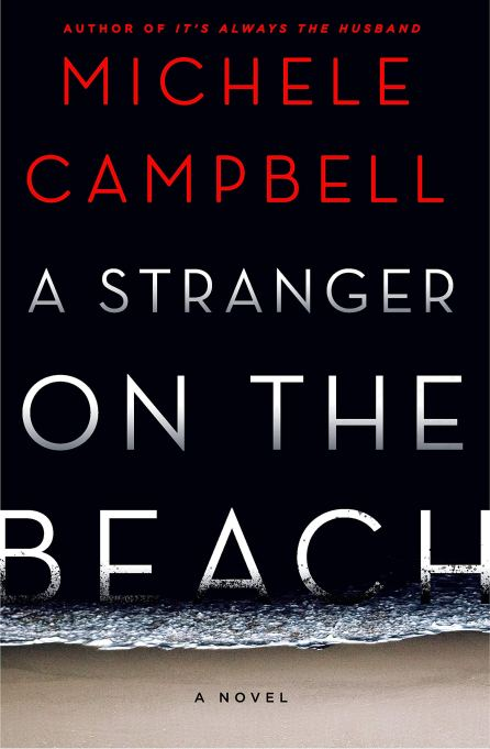 'A Stranger On The Beach' by Michele Campbell