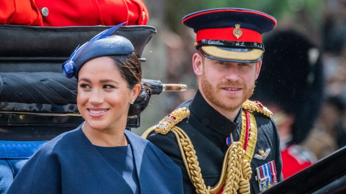 Prince Harry Totally Called Out the Media for Its Racist Reaction to Meghan Markle