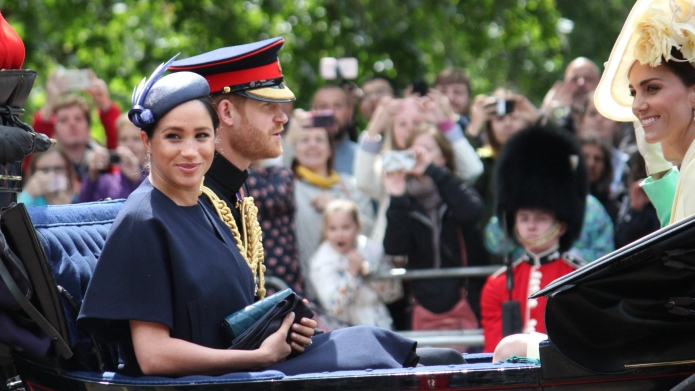 Meghan Markle's Maternity Leave to End