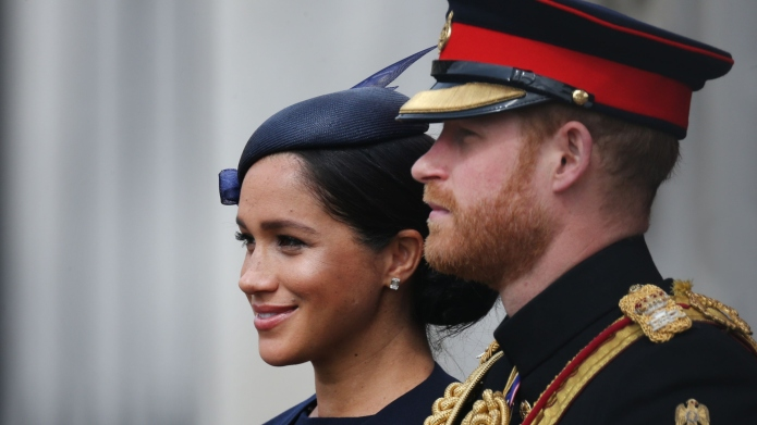 PrinceHarryMeghanMarkle