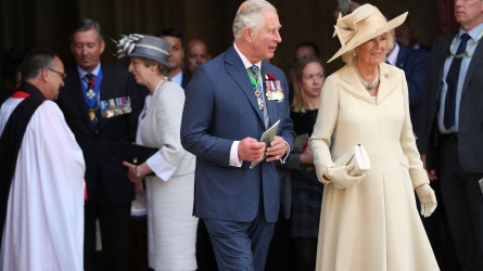 Prince Charles Shares How His Father