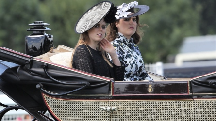 Princess Beatrice & Eugenie Respond to