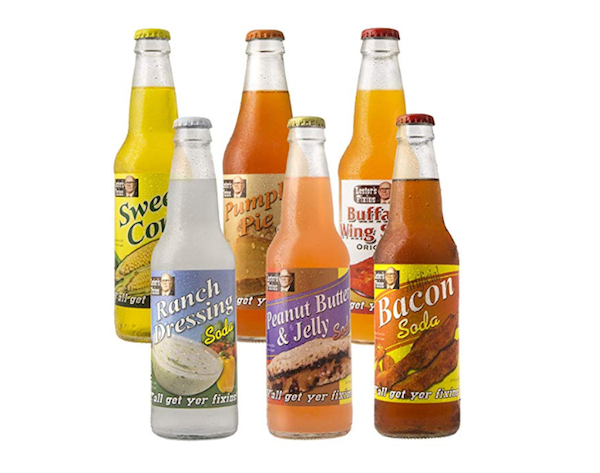 weird soda flavors