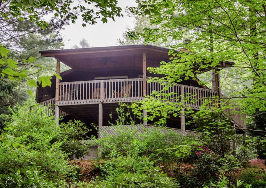 Asheville Willow Winds Cabins
