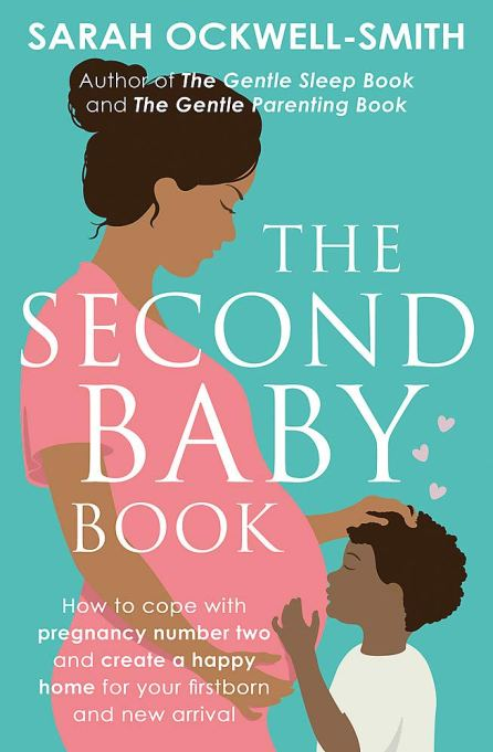 Best Pregnancy Books: The Second Baby Book by Sarah Ockwell-Smith