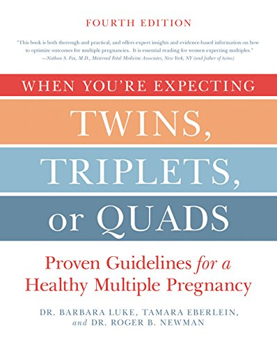 Best Pregnancy Books: When You're Expecting Twins, Triplets, or Quads