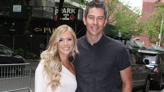 Arie Luyendyk Jr and Lauren Burnham