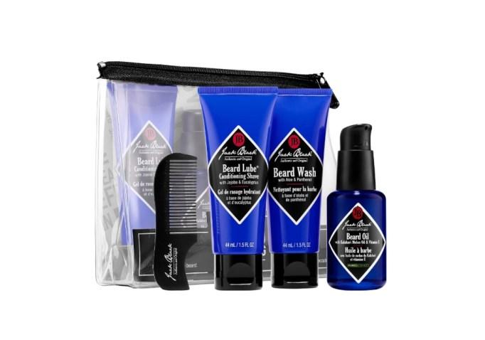Jack Black Beard Grooming Kit.
