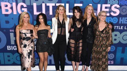 Reese Witherspoon, Zoe Kravitz, Laura Dern,