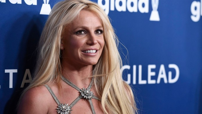 Britney Spears arrives at the 29th
