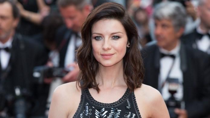Caitriona Balfe of Outlander, Cannes, France