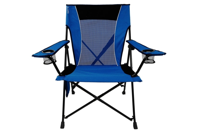 Kijaro Dual Lock Camping Chair.